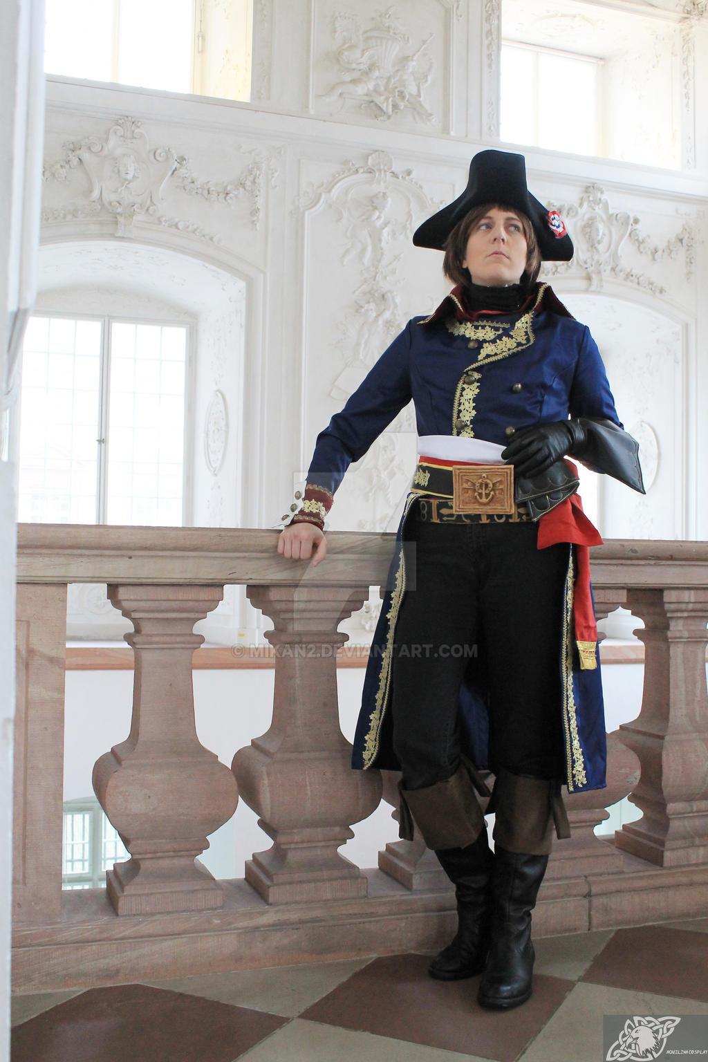 Napoleon Bonaparte Assassins Creed Unity By Mikan2 On Deviantart