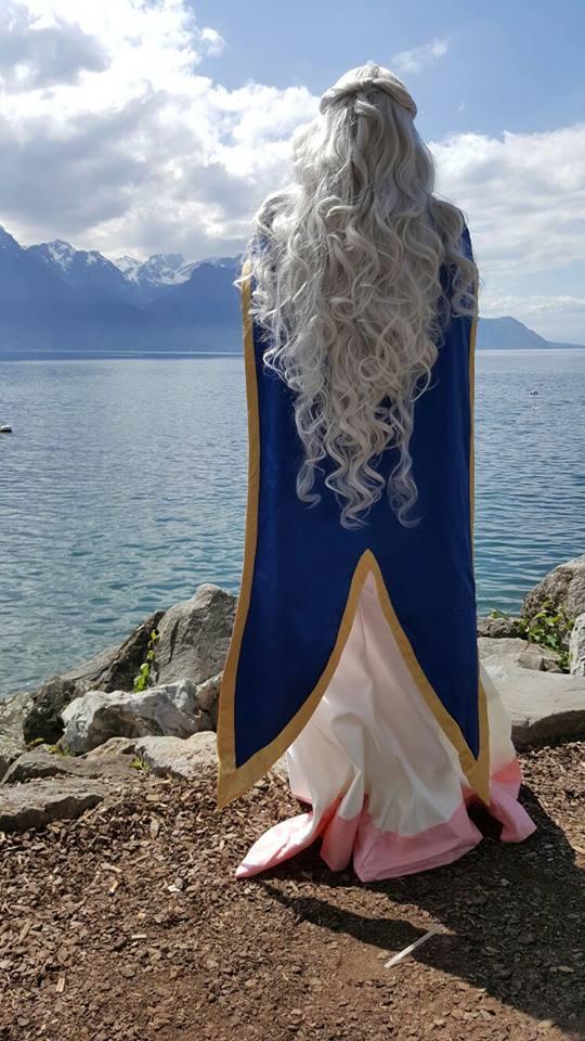 Princess Allura of Altea ~ Voltron by mikan2