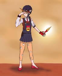 My Ryuuko by Ladusence