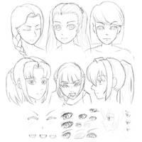 Sketchdump #1
