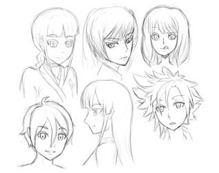 Sketchdump #2