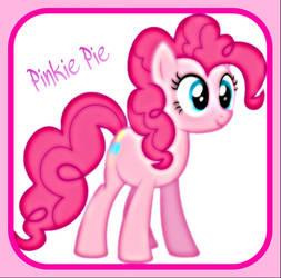 Pinkie Pie by ponyboy2012