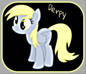 Derpy by ponyboy2012
