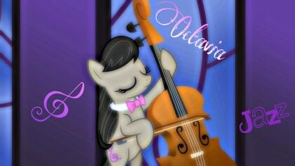 Octavia by ponyboy2012