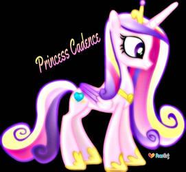 Princes Cadence by ponyboy2012
