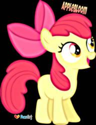 Applebloom by ponyboy2012