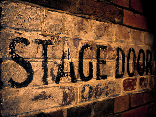 Stage Door by EDDorTAZ ... & Stage Door by EDDorTAZ on DeviantArt