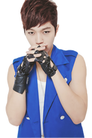 Infinite's L (Myungsoo) Render 1 by DubiDubiKelin