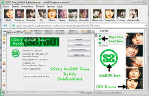 SS501 Theme for WinRAR