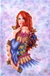 Autumn Lady II