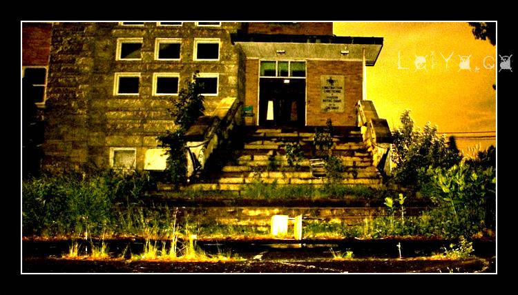 maison hantee victoriaville