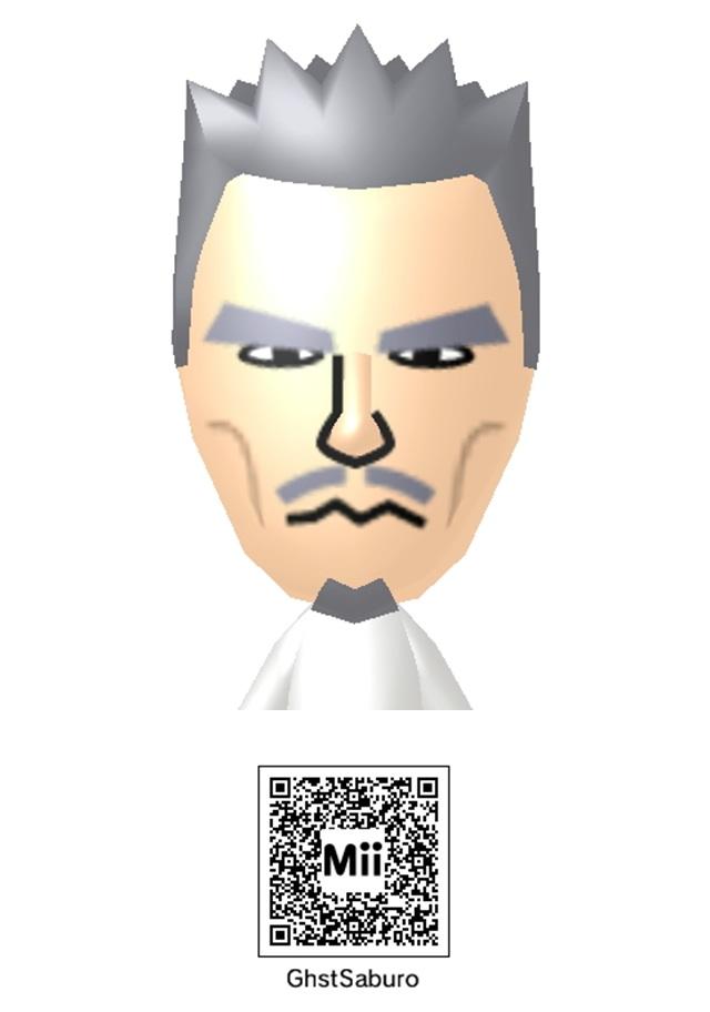 Saburo | Mii Wiki | Fandom powered by Wikia