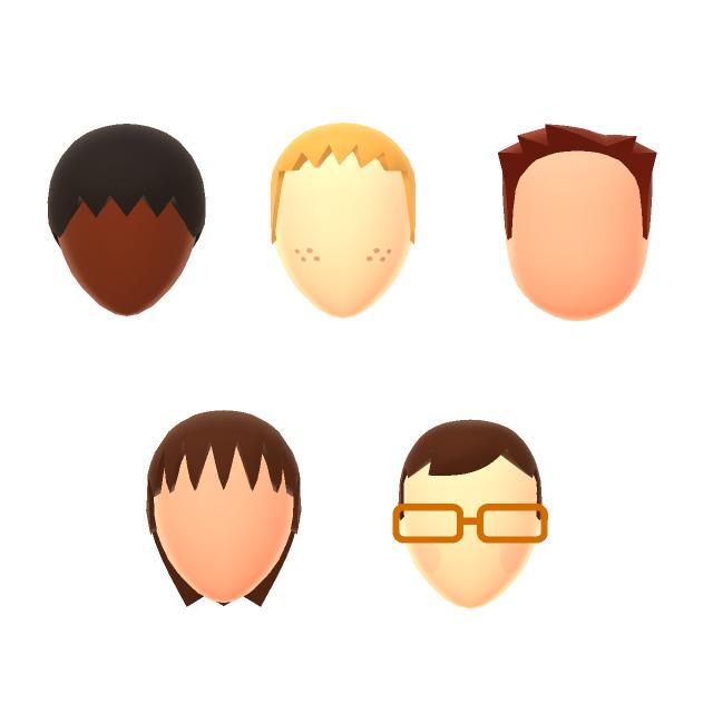 Short Unisex Hairstyles By Robbieraeful On Deviantart