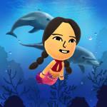 Xiao-Tong the mermaid