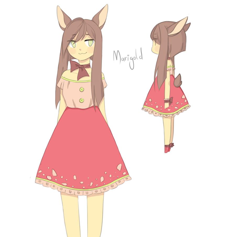 Marigold by lambyeen