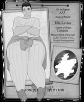 GR - Eifa Levine by tortaleenie