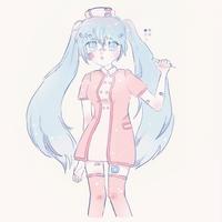 nurse miku