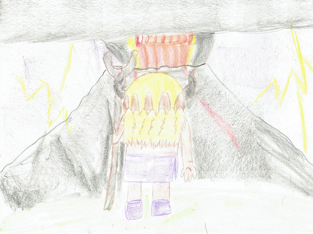 Soki Art Pencil by raekuul