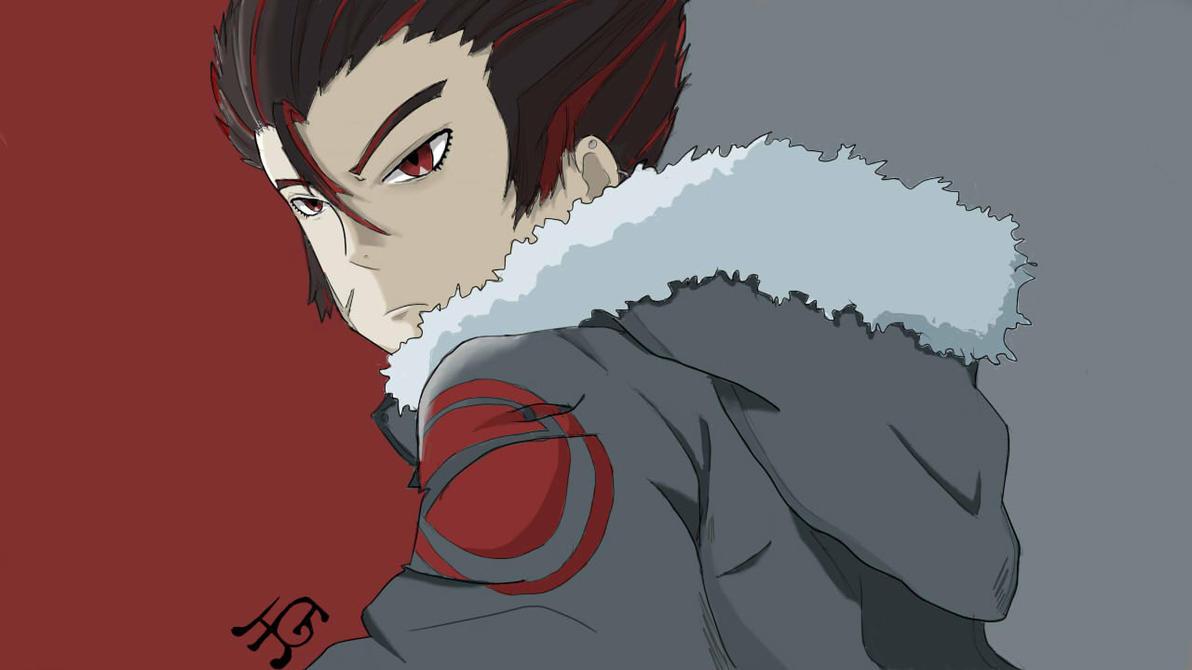 [Digital] OC : Raven by T3NG4