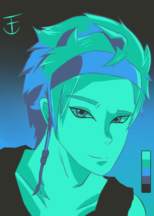 [Palette challenge] #3 by T3NG4
