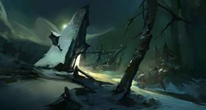 Winter ambiance
