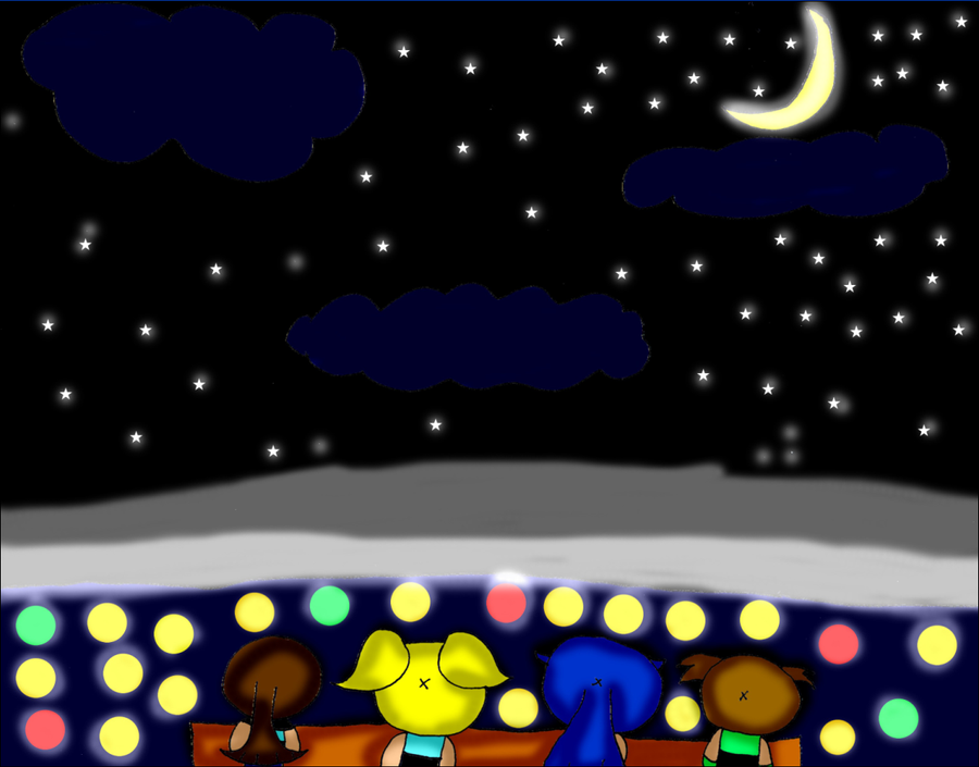 View of the Night by RCBlazer