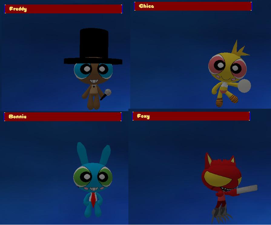 PPZ3 5 Nights at Freddy's? by RCBlazer
