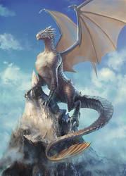 eternal dragon - kingdoms TCG by ibenzani