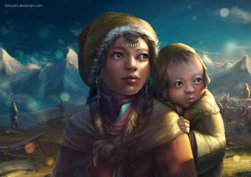 babysit by ibenzani
