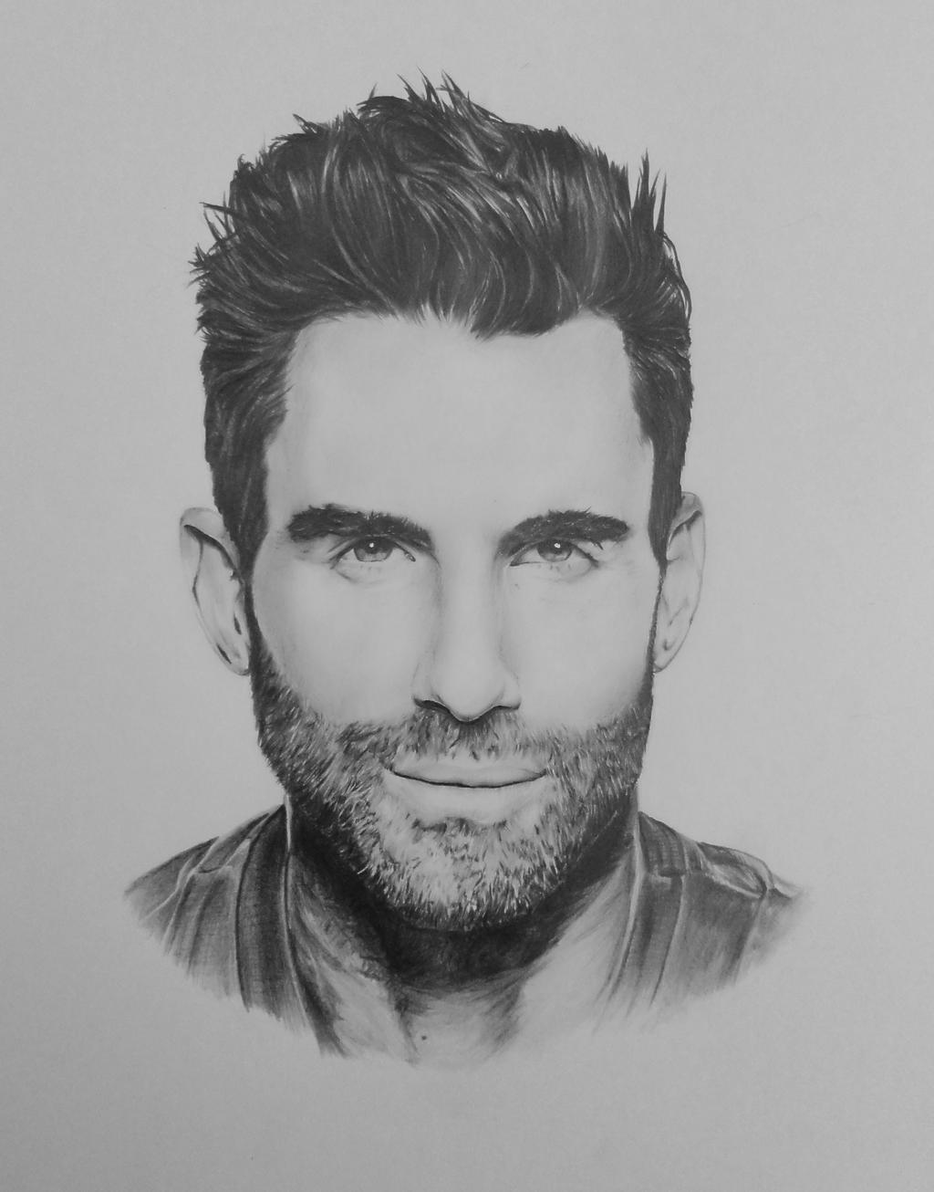 Adam Levine By Law3208 On DeviantArt