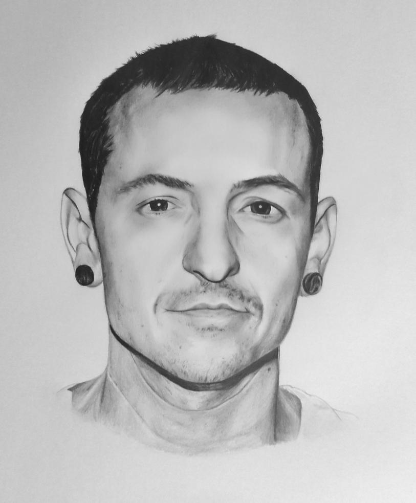 Linkin Park - Chester Bennington by Law3208