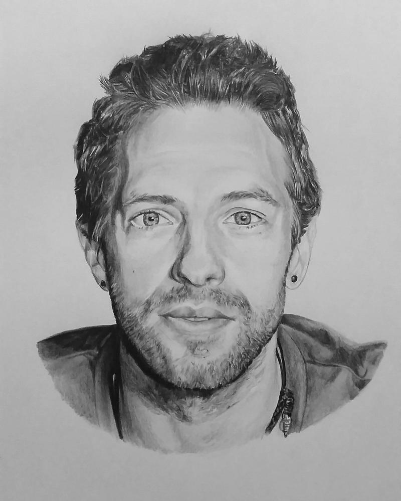 Coldplay - Chris Martin by Law3208