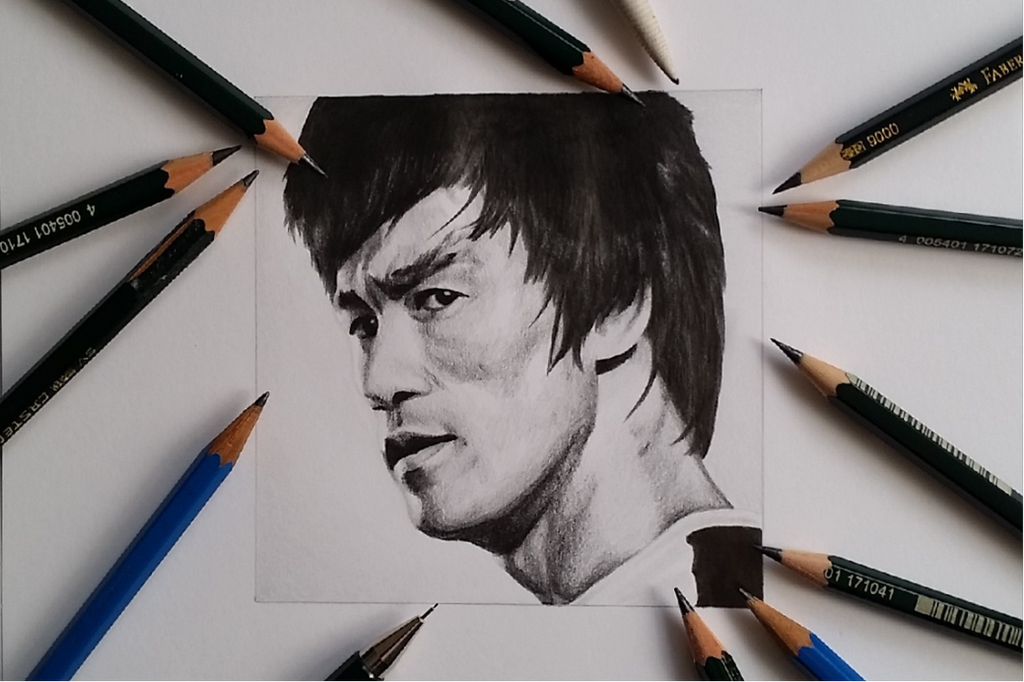 Bruce Lee by Law3208