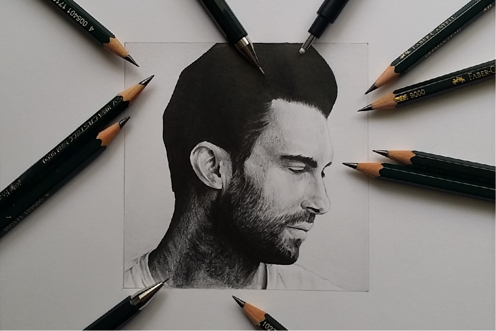 Adam Levine by Law3208