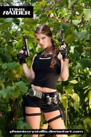 Cosplay Tomb Raider by Anastasya01