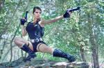 Lara shoting