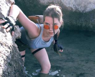 Tomb Raider:Lara Croft classic by Anastasya01