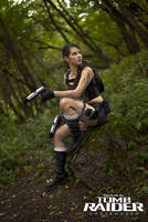 Lara Croft-Underworld jungle by Anastasya01