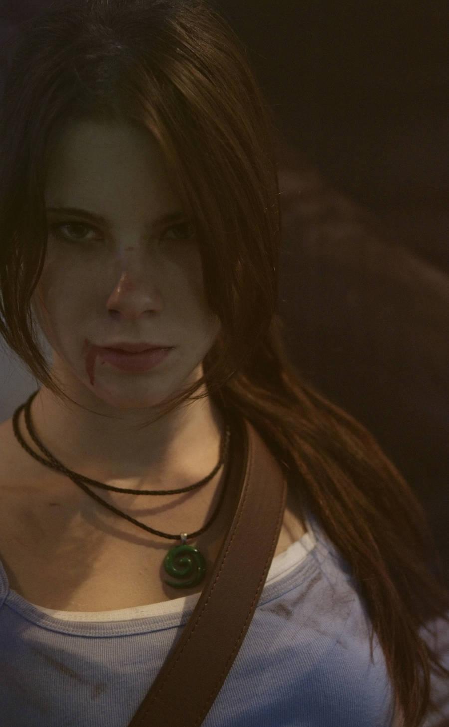 Lara Croft-Tomb Raider Survival by Anastasya01