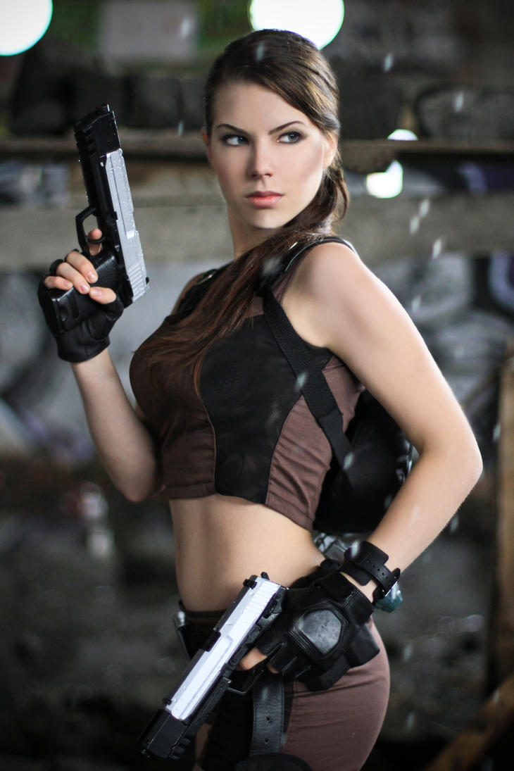 Lara Croft Real