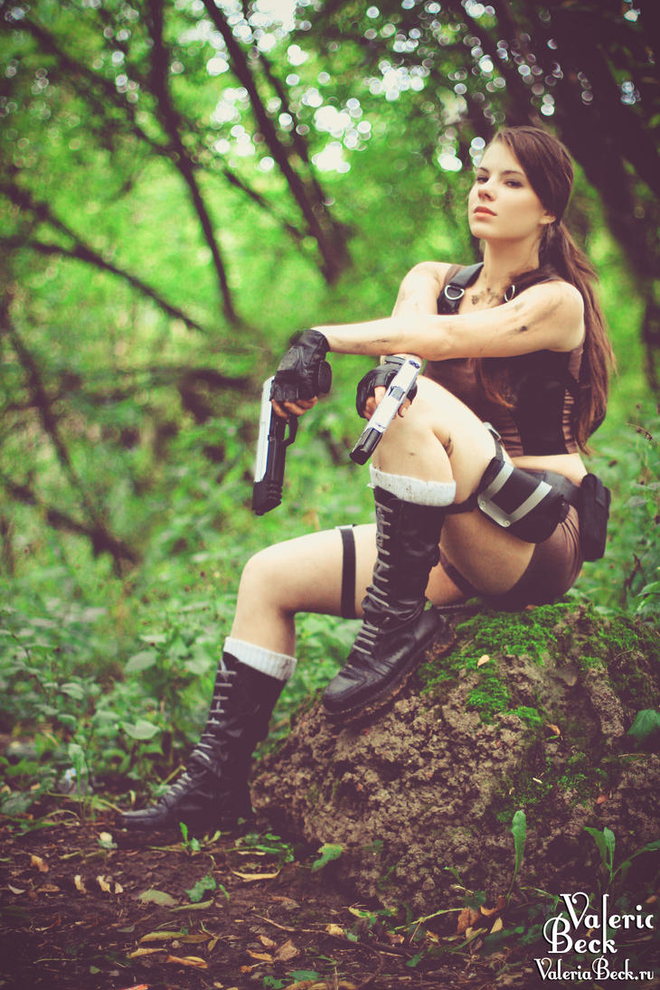 Lara Croft Underworld-Coastal Thailand by Anastasya01