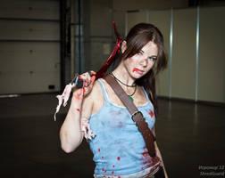Tomb Raider 2013-Igromir 2012 by Anastasya01