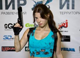 Lara Croft-Tomb Raider by Anastasya01