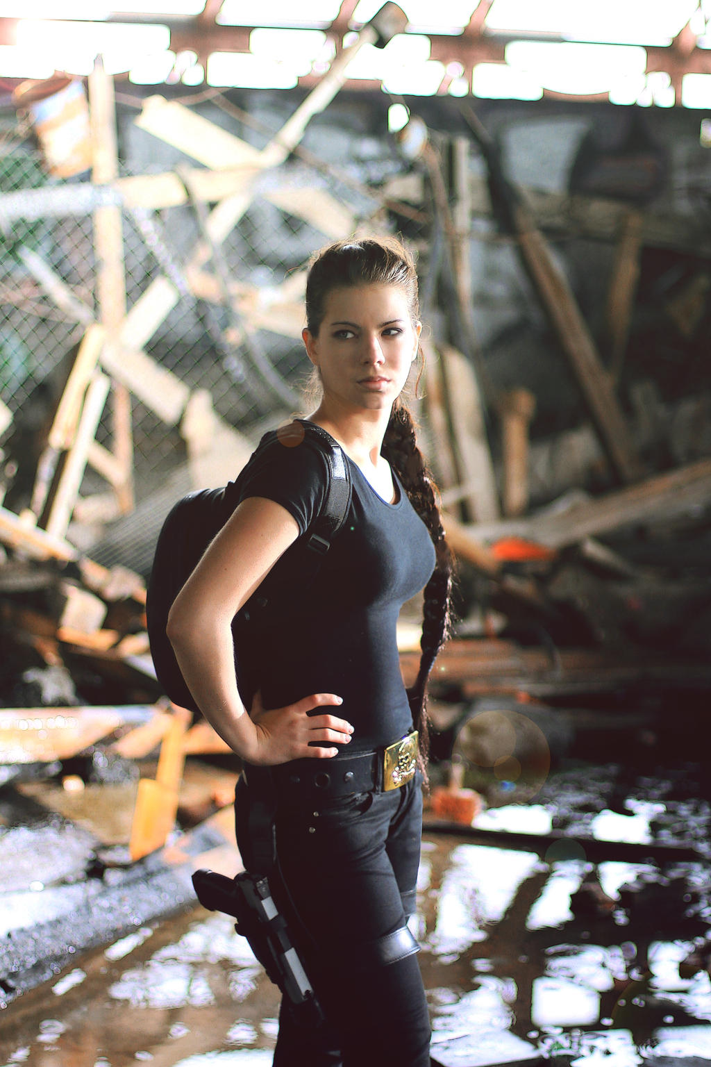 Tomb Raider:Lara Croft film by Anastasya01