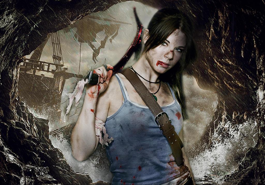 Tomb Raider- I will survive by Anastasya01
