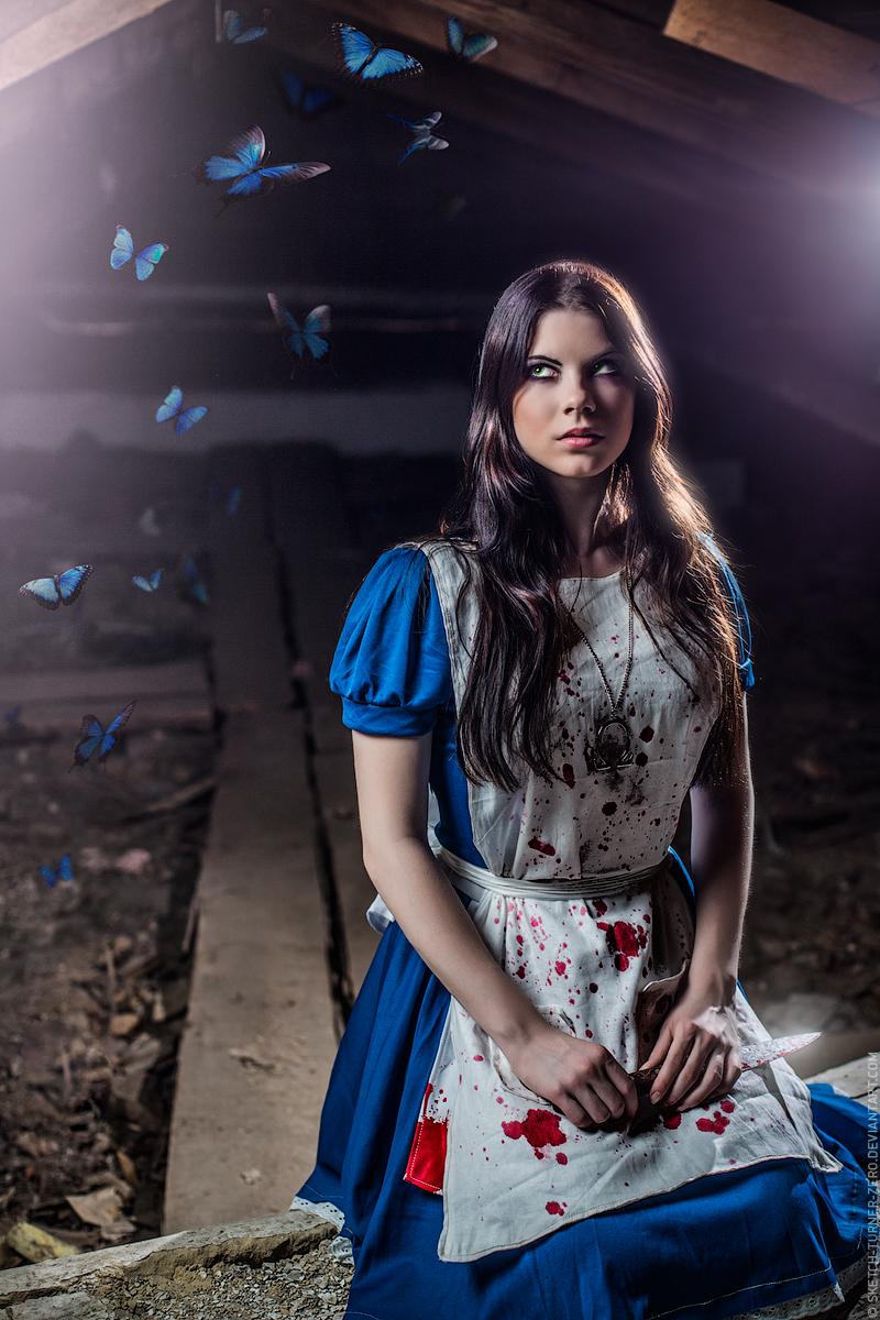 Alice Madness Returns by Anastasya01