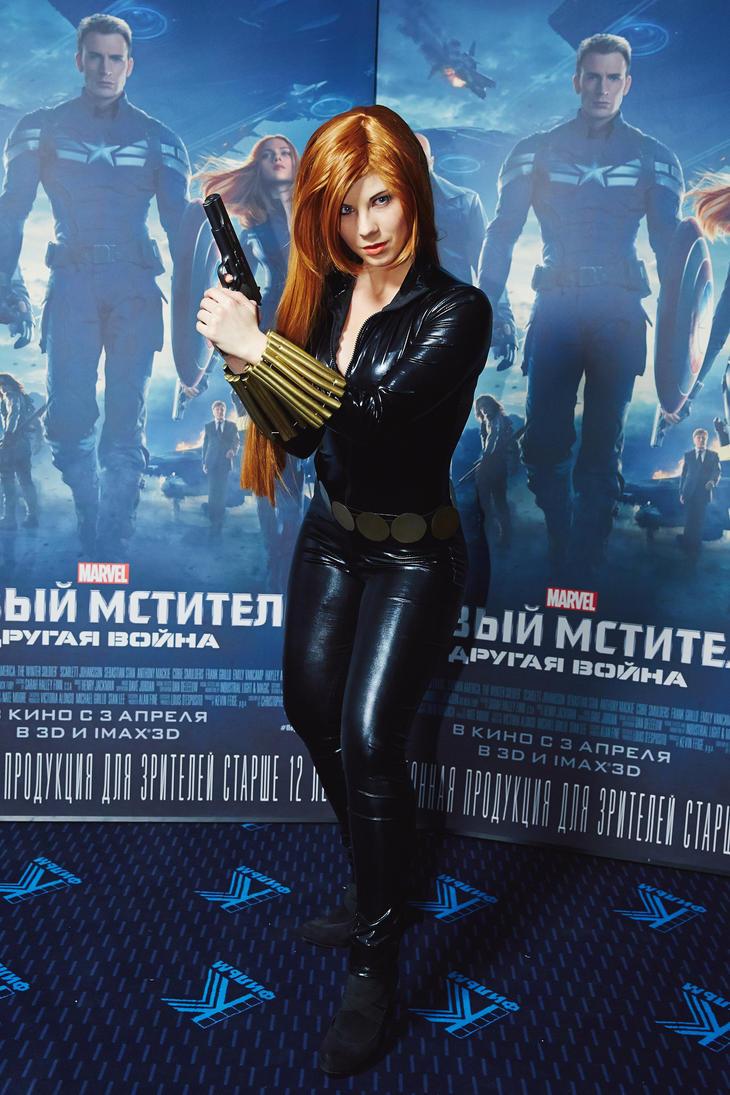 Black Widow by Anastasya01