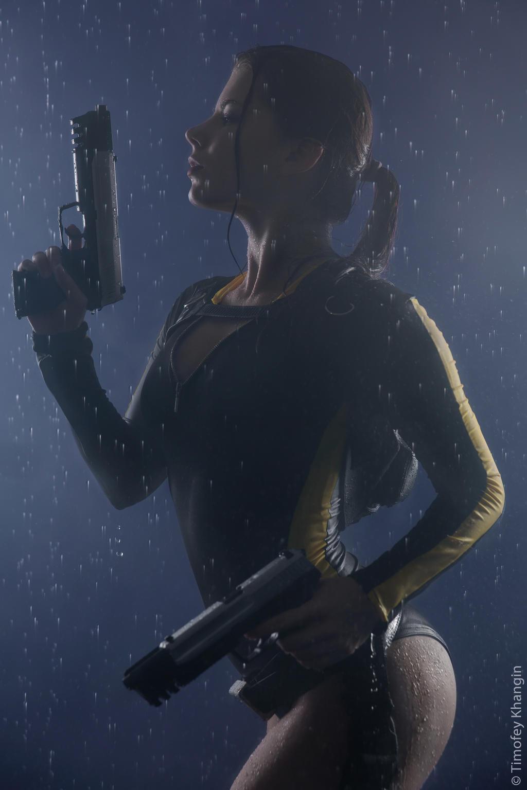 Lara Croft Underworld by Anastasya01
