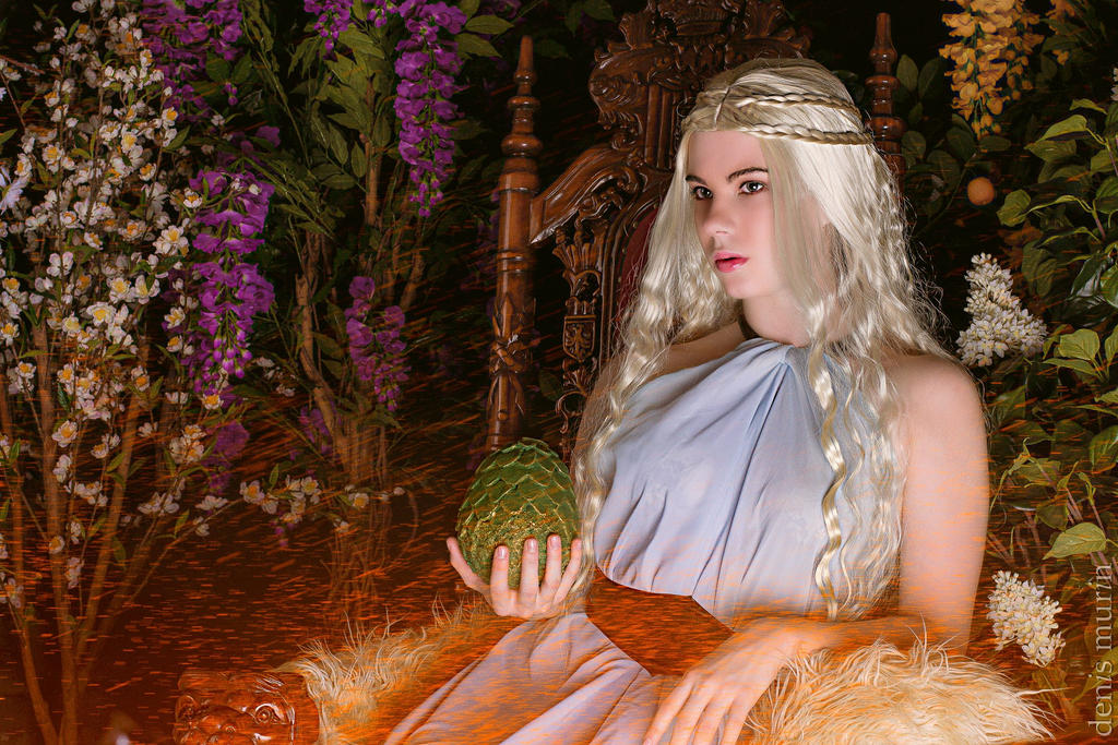 Daenerys Targaryen by Anastasya01