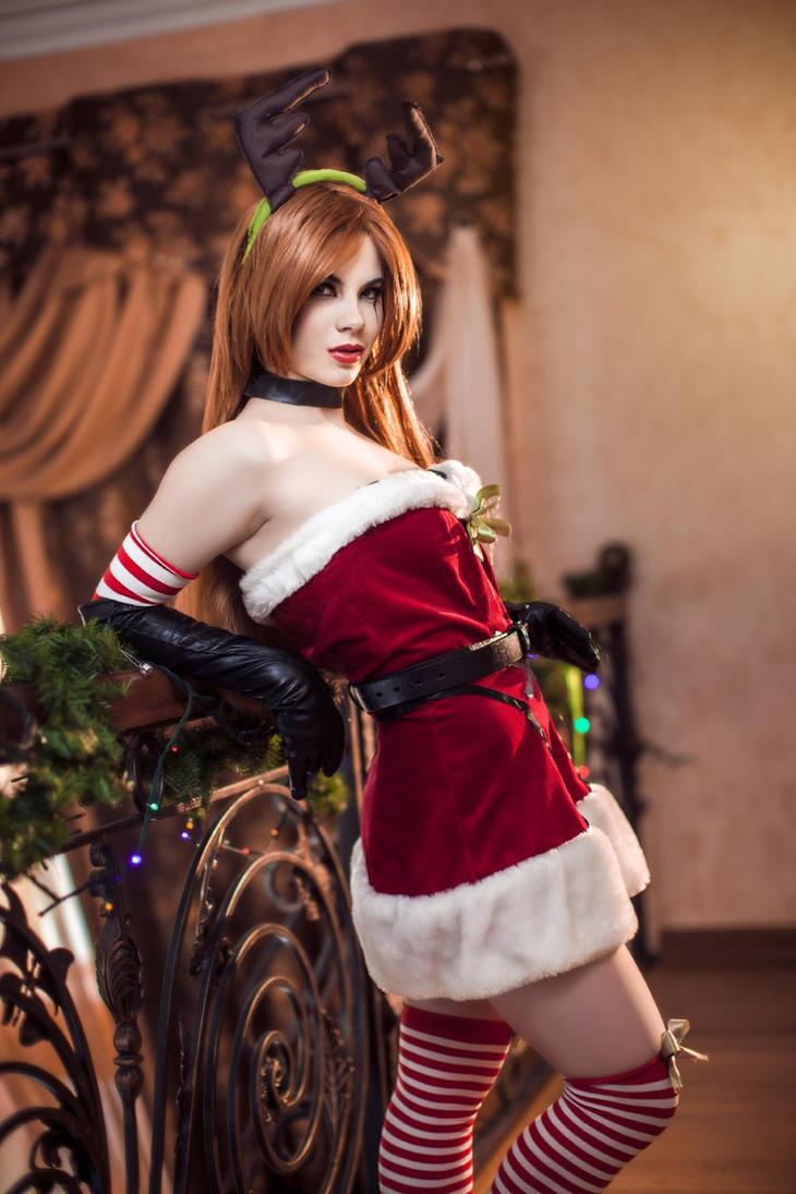 Katarina League of Legends-Happy New Year! by Anastasya01
